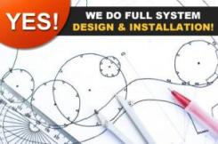 covering full sprinkler system design and installation in North Miami, FL