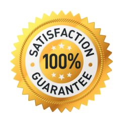 our services are satisfaction guaranteed